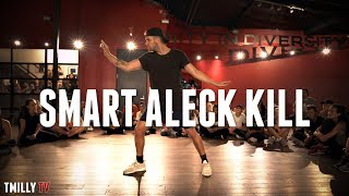 SG Lewis - Smart Aleck Kill - Choreography by Jake Kodish | Filmed by Slater Kodish - #TMillyTV