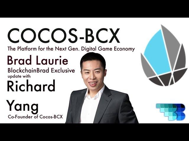 COCOS COCOS BCX coin