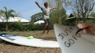Making Mods On My SurfBoard