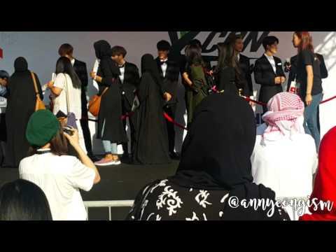 KCON 2016 ABU DHABI: BTS MEET & GREET PART 1