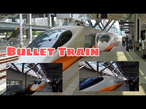 TRAVEL TO KAOHSIUNG CITY  TAIWAN | BULLET TRAIN