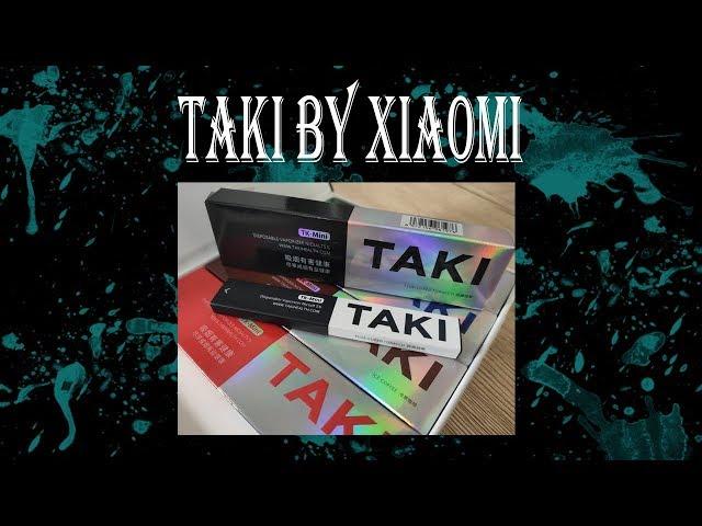 TAKI pod desechable by Xiaomi