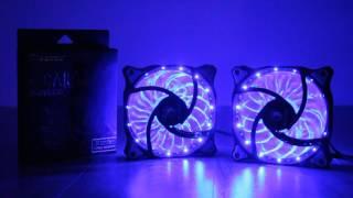 3C分享 | SADES SCARAB聖甲蟲風扇 發光方式分享
