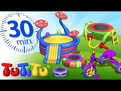 Giocattoli TuTiTu | I migliori giocattoli per far bruciare energie ai vostri bambini