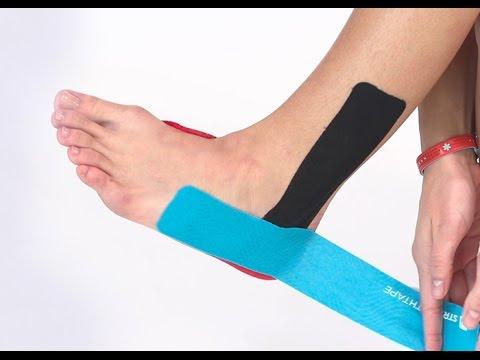 STRENGTHTAPE® | Kinesiology Tape | Ankle Stability
