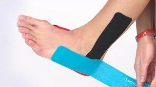 STRENGTHTAPE | Kinesiology Tape | Ankle Stability