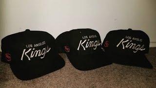 Los Angeles Kings vintage snap…