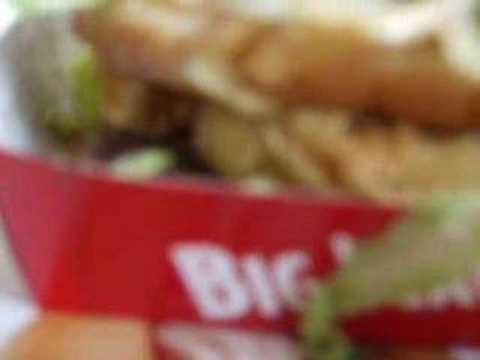 Chicken McNugget Enhanced Big Mac