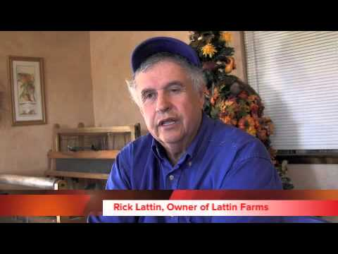 What is Organic Farming?  Conversation with  Rick Lattin, Fallon, Nevada - Part I
