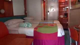 NCL Pride of America - Balcony Stateroom #9522