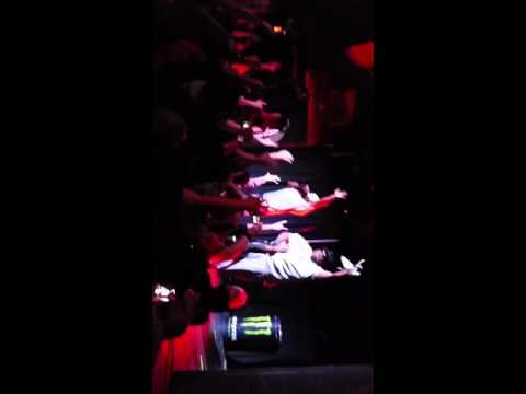 Tech n9ne live @ Oshawa music hall Oct 5 2015