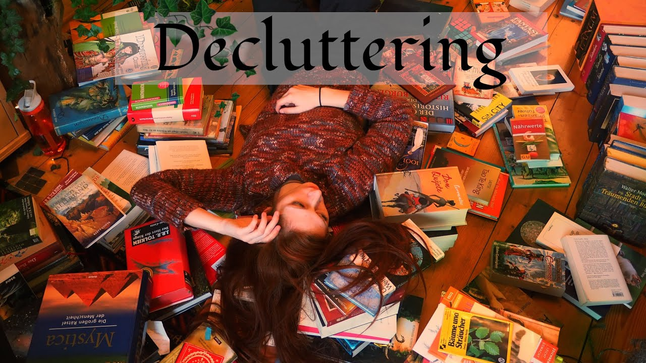 Getting Your Life On Track Step 1 Decluttering Declutter With Me