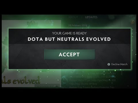 Dota 2 But Neutrals Evolved thumbnail