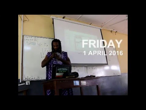 INTRO TO AFRICAN LANGUAGES OVERVIEW (TWI)