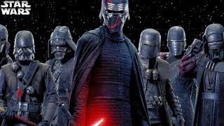 Star Wars Finally CONFIRMS The Knights of Ren are DARK JEDI and Use The Force