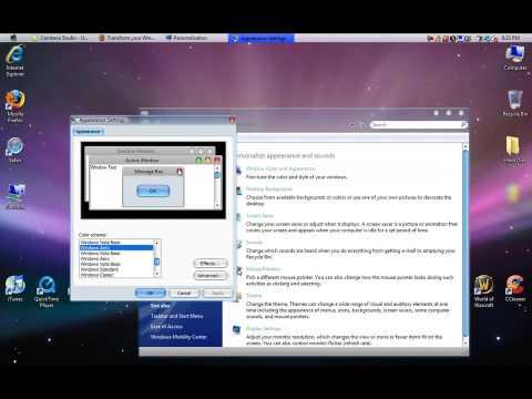 (#1 WAY) How To Make Windows Vista Look Like Mac OS X Lepoard