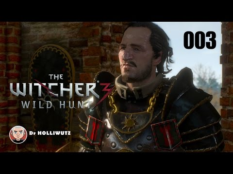 The Witcher 3 #003 - Hauptmann Peter Saar Gwynleves [XBO][HD] | Let's play The Witcher 3 - Wild Hunt
