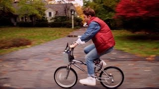 Bike to the Future ft. Taran Killam