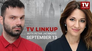 InstaForex tv news: TV Linkup September 13