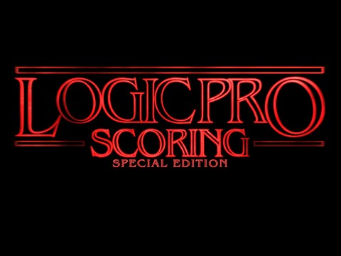 Logic Pro X: Scoring An 80s Synth Intro