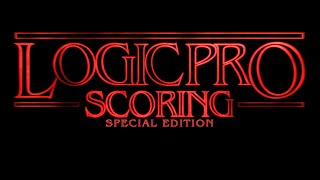 Logic Pro X: Scoring An 80's Synth Intro