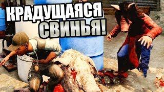 Dead by Daylight ► КРАДУЩИЙСЯ СВИН, ЗАТАИВШИЙСЯ СУРВ!