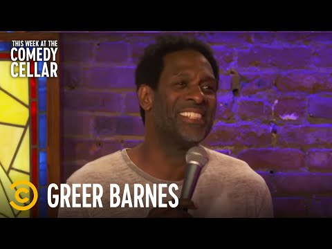 The Worst Thing About the NYC Subway - Greer Barnes - This Week at the Comedy Cellar