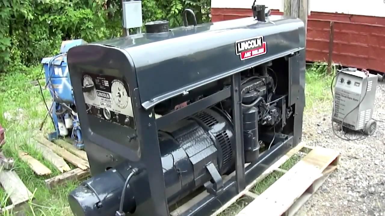 Lincoln Welder SA 200