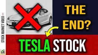 No Tesla Refresh Coming   Sell Tsla Stock?