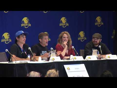 Starship Troopers Panel Dragon Con September 2, 2017