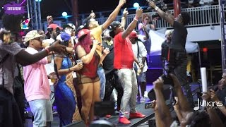 2016 Ubersoca Cruise Highlights  - Ending Party w. Various Artists