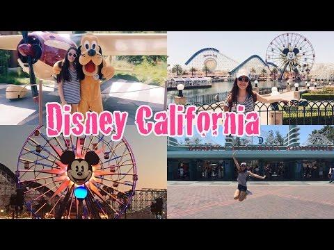 #IsaViaja: L.A - Disney California Adventure Park