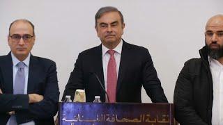 🔴 Carlos Ghosn s'explique après sa fuite au Liban