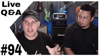 Q&A 94 Why I Play The Cheap Guitars At Guitar Center