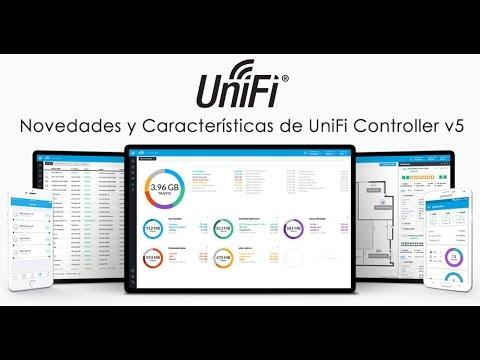 """Webinar Práctico: """"Novedades y Características de UniFi Controller v5 de Ubiquiti"""""""