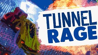 TUNNEL RAGE! - GTA Online (Funny Moments)