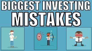 The Biggest Investing Mistake You Can Make – How To Think Like A REAL Investor– Financial education