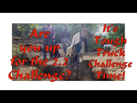 Invite to the Top Truck Challenge. 2.2's only!