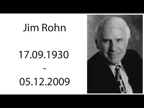 Jim Rohn - Take Charge of Your Life - Audiobook - 1991