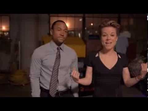 Percy Daggs III & Tina Majorino talk VERONICA MARS Movie
