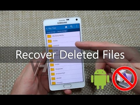 How To Recovery Data On Your Smartphone