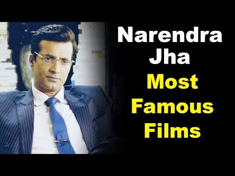 Late Actor Narendra Jha's Most Famous Films