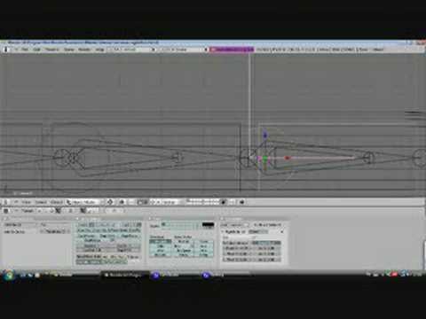 Blender armature ragdoll video tutorial