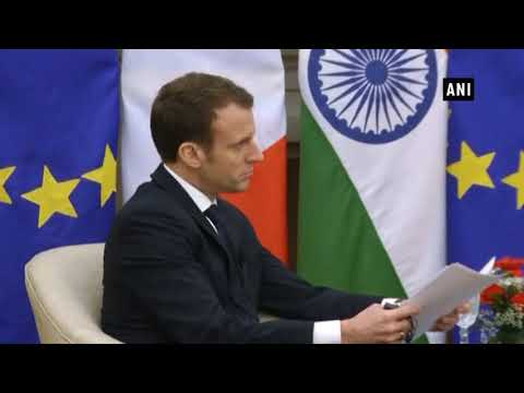 Watch: India-France CEO's forum held at Hyderabad House