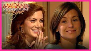 Mañana es para siempre: Fernanda pasa un momento increíble con su hermana | Escena C86 | tlnovelas