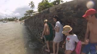 Leo e Nanda Em Praia do Forte