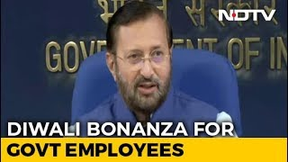 """""""Diwali Cheer"""": Government Staff's Dearness Allowance Raised By 5% To 17%"""