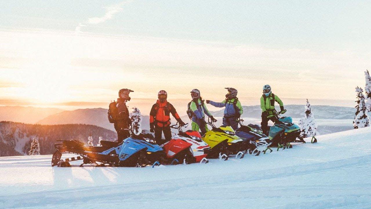 Loiselle Sports Loiselle Sports Plus, BRP Ski-Doo Sleds, BRP