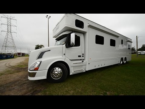 Haulmark Motorhome 4503 Super C Full Test Drive ~ The Safest RV On The Road!