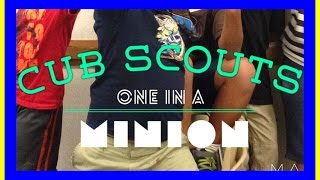Cub Scout Crafts Day 8 VLOGTEMBER 2015
